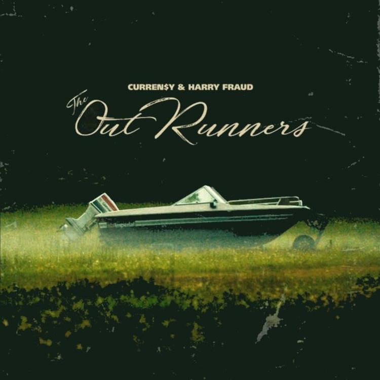 Curren$y & Harry Fraud – The OutRunners Album