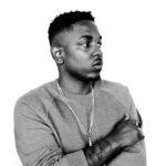 Kendrick Lamar Puzzle Pieces