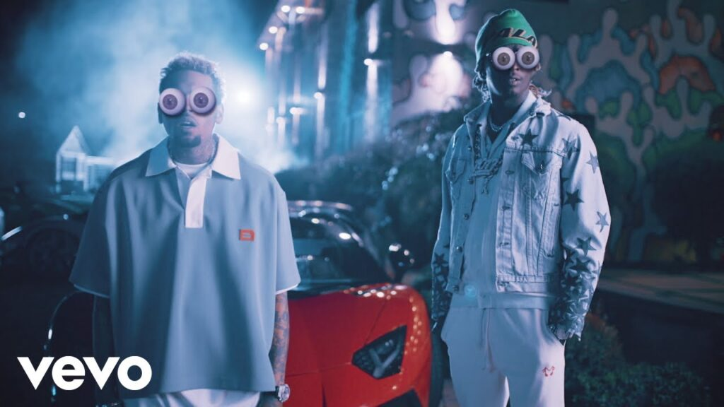 Chris Brown – Go Crazy Ft Young Thug (Video)