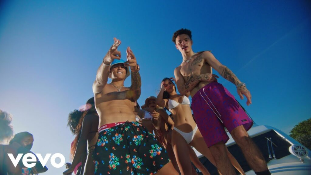 Lil Mosey – Top Gone Ft Lunay
