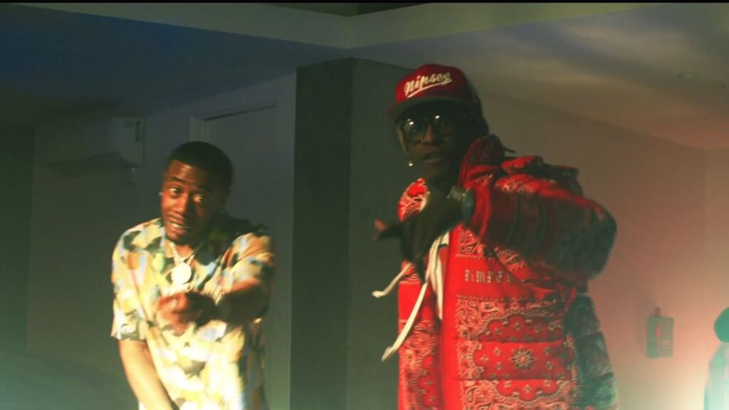 Trav – Geed U (ft. Young Thug)