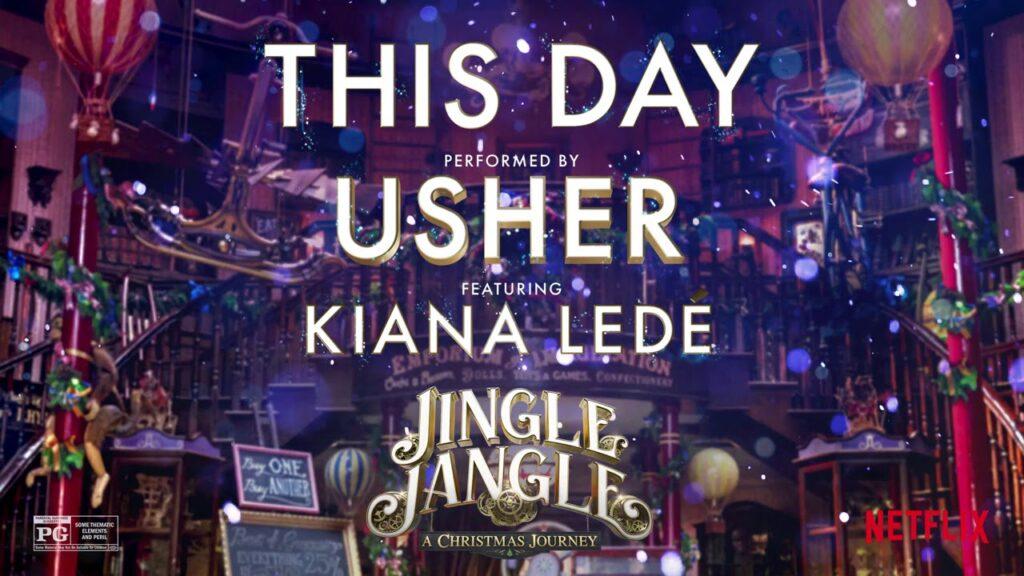 Usher – This Day (ft. Kiana Ledé)