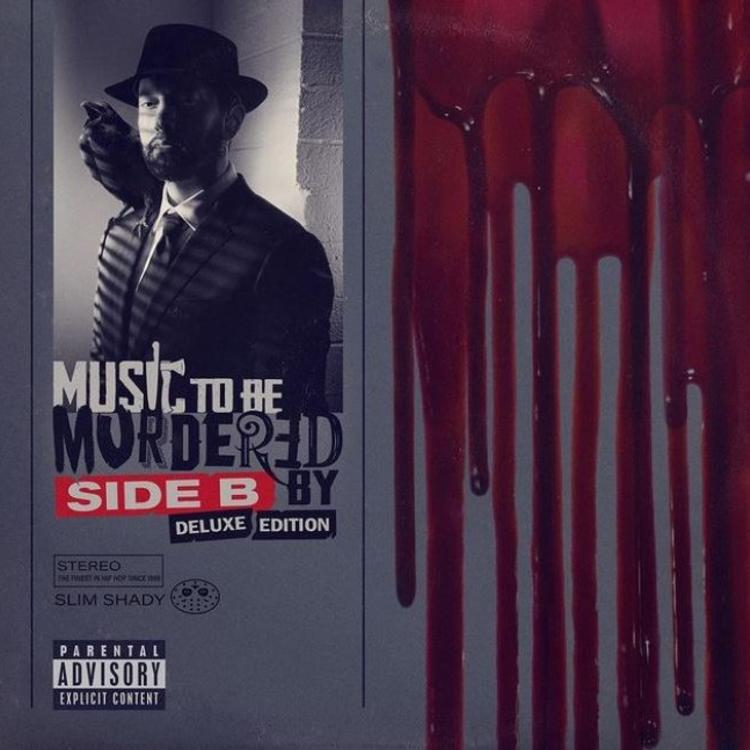 Eminem – Music To Be Murdered By Side B (Deluxe Edition)