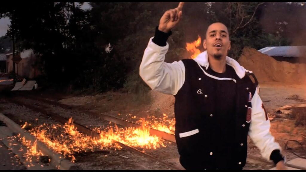 J. Cole – Who Dat [Video]