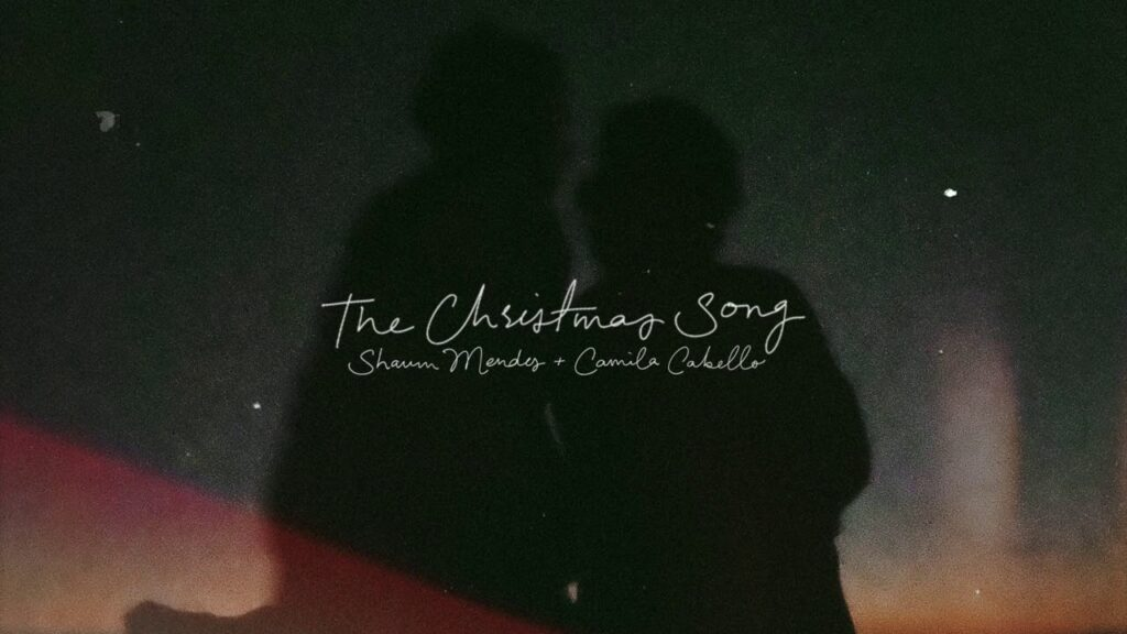 Shawn Mendes – The Christmas song Ft Camilo Cabello