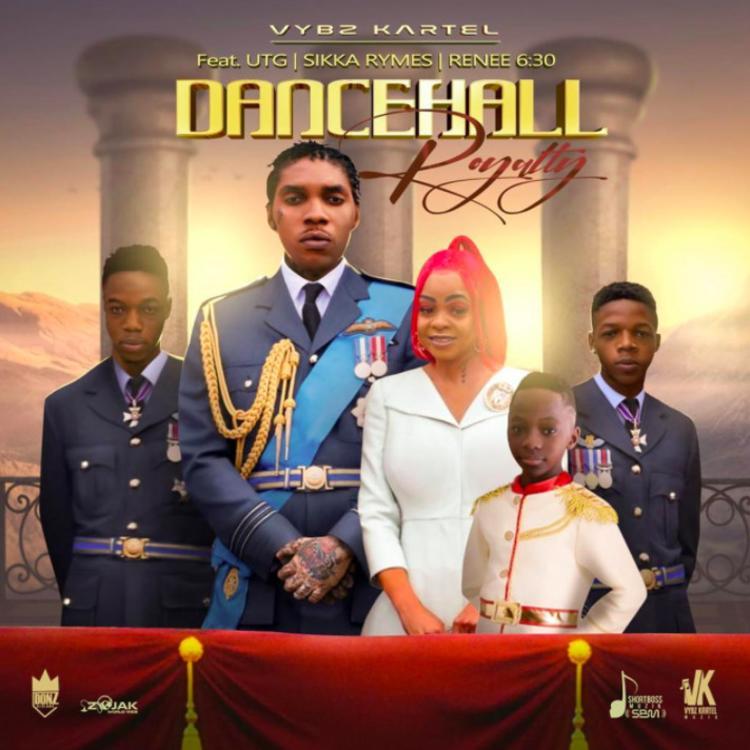 Vybz Kartel – Dancehall Royalty Album