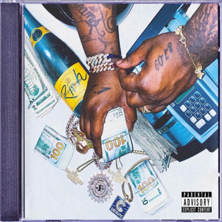 Smoke DZA – R.F.C (Money Is the Motive), Pt. 1 (Album)