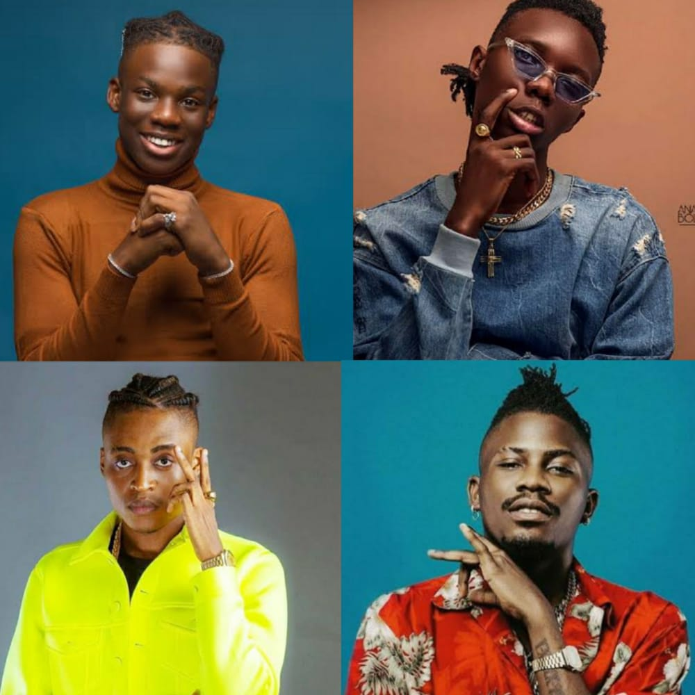Young Nigerian rappers paving the way to the American music styles