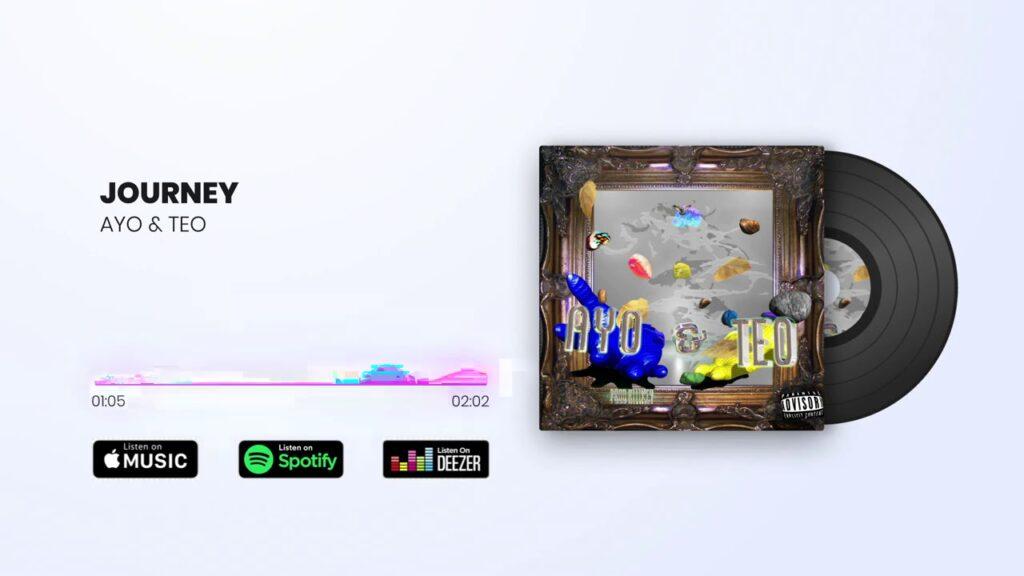 Ayo & Teo – Journey