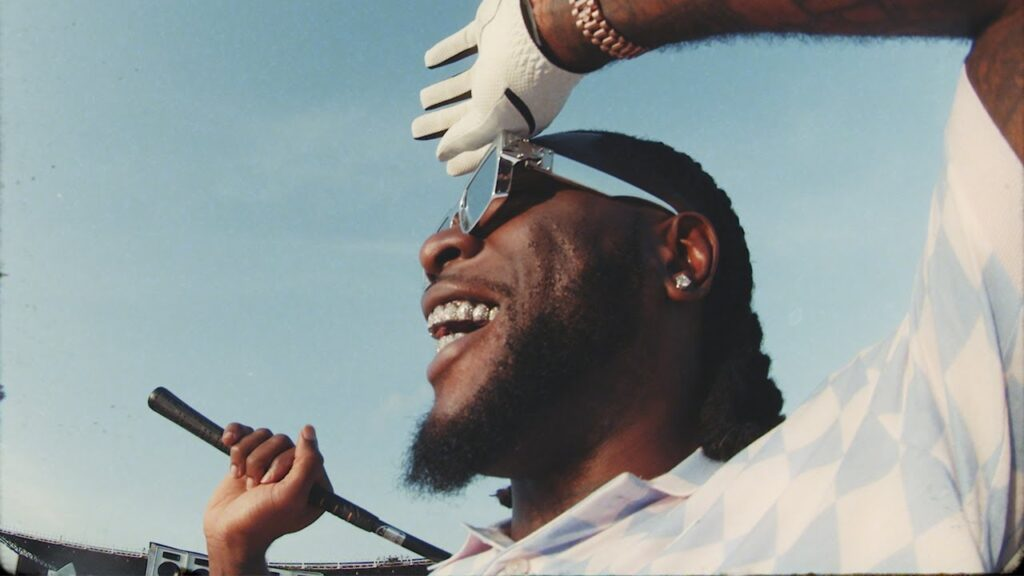 Burna Boy – Kilometre [Video]